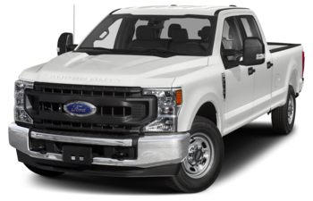 2021 Ford F-350 - Oxford White