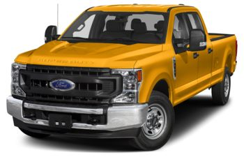 2020 Ford F-250 - School Bus Yellow