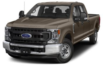 2021 Ford F-250 - Stone Grey Metallic