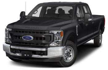 2020 Ford F-250 - Agate Black Metallic