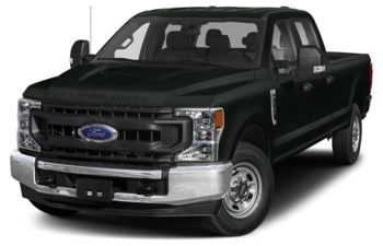 2021 Ford F-250 - Green Gem
