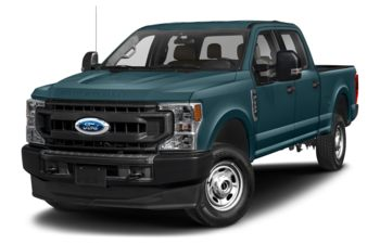2021 Ford F-350 - Green