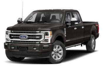 2020 Ford F-350 - Magnetic