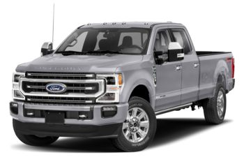 2020 Ford F-350 - Iconic Silver Metallic