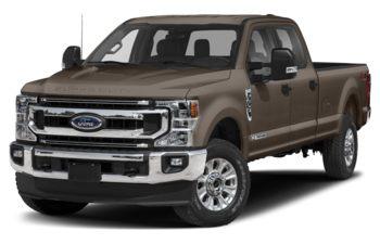 2020 Ford F-350 - Stone Grey Metallic