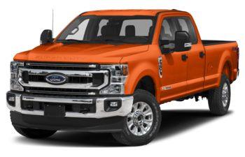 2020 Ford F-350 - Orange