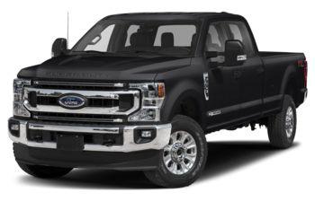 2020 Ford F-350 - Agate Black Metallic