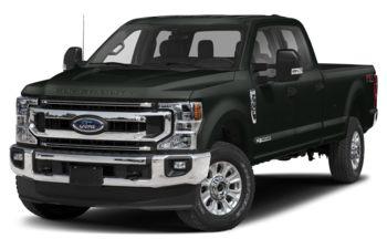 2020 Ford F-350 - Green Gem