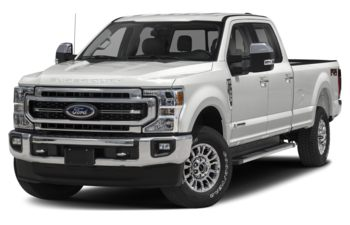 2020 Ford F-350 - Oxford White