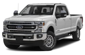 2020 Ford F-350 - Star White Metallic Tri-Coat
