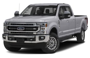2020 Ford F-350 - Iconic Silver Metallic