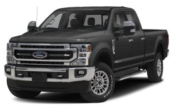 2021 Ford F-350 - Carbonized Grey Metallic