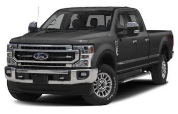 2021 Ford F-350 - Lithium Grey Metallic