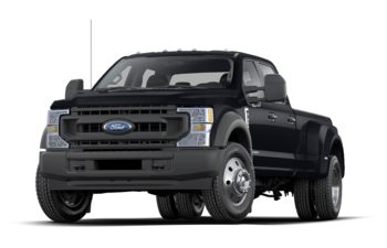 2021 Ford F-450 - Antimatter Blue Metallic