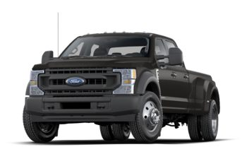 2021 Ford F-450 - Carbonized Grey Metallic