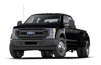 2021 Ford F-450 - Agate Black Metallic