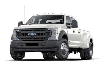 2021 Ford F-450 - Oxford White