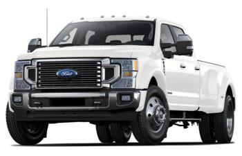 2020 Ford F-450 - Star White Metallic Tri-Coat