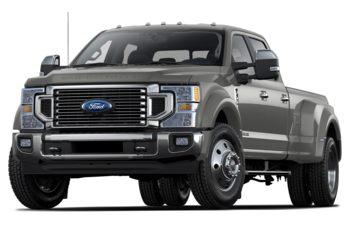 2020 Ford F-450 - Silver Spruce Metallic