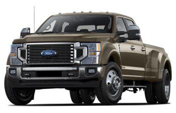 2020 Ford F-450 - Stone Grey Metallic