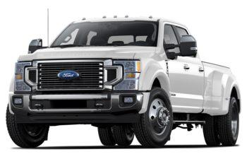2020 Ford F-450 - Oxford White