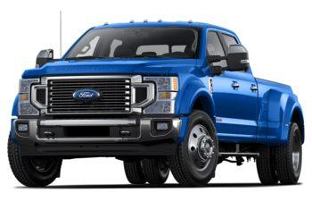 2020 Ford F-450 - Velocity Blue