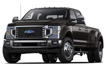 2020 Ford F-450 - Magnetic Metallic