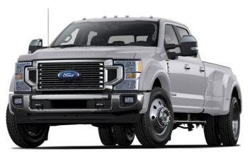 2020 Ford F-450 - Iconic Silver Metallic