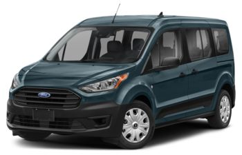 2020 Ford Transit Connect - Blue Metallic
