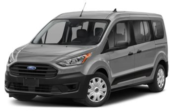 2021 Ford Transit Connect - Solar Silver Metallic