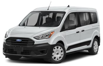 2020 Ford Transit Connect - Frozen White