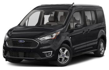 2021 Ford Transit Connect - Agate Black Metallic