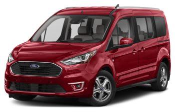 2021 Ford Transit Connect - Kapoor Red Metallic