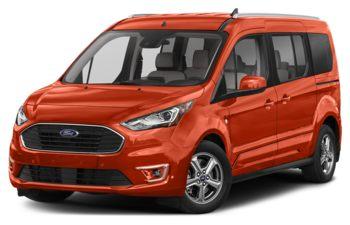 2021 Ford Transit Connect - Sedona Orange Metallic