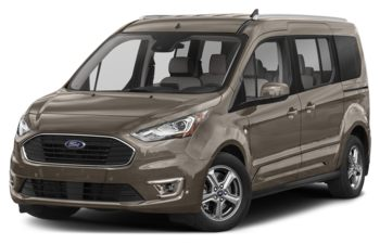 2021 Ford Transit Connect - Diffused Silver Metallic