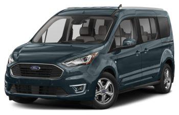 2021 Ford Transit Connect - Blue Metallic