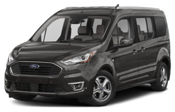 2021 Ford Transit Connect - Magnetic Metallic