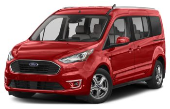 2021 Ford Transit Connect - Race Red