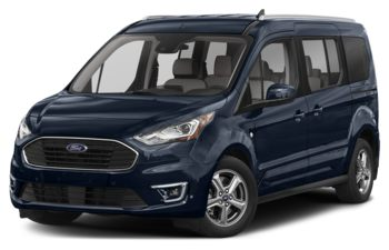 2021 Ford Transit Connect - Dark Blue