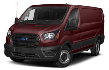 2020 Ford Transit-350 Cargo - Kapoor Red Metallic