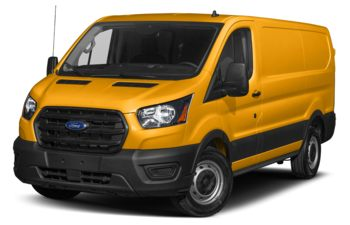 2020 Ford Transit-350 Cargo - School Bus Yellow