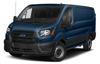 2021 Ford Transit-250 Cargo - Blue Jeans Metallic