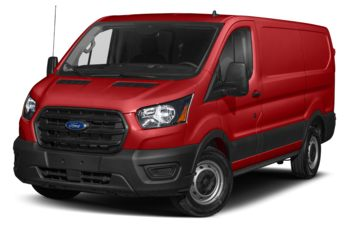 2021 Ford Transit-150 Cargo - Race Red