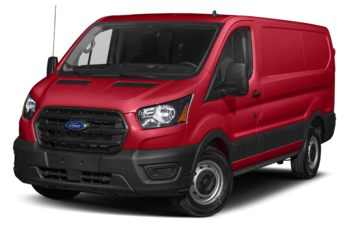 2020 Ford Transit-350 Cargo - Race Red