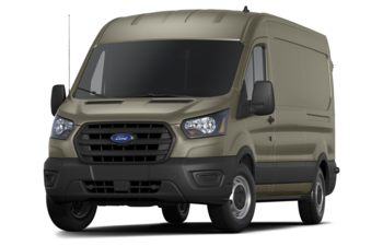 2020 Ford Transit-150 Cargo - Diffused Silver Metallic