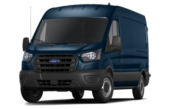 2020 Ford Transit-350 Cargo - Blue Jeans Metallic