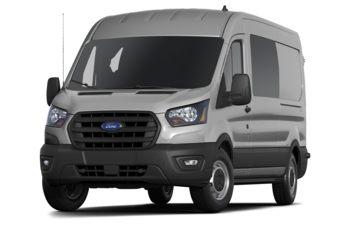 2020 Ford Transit-250 Crew - Ingot Silver Metallic