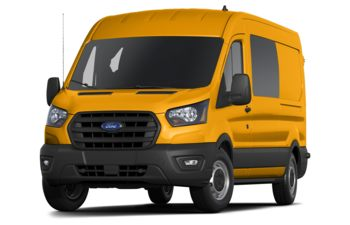 2020 Ford Transit-150 Crew - School Bus Yellow