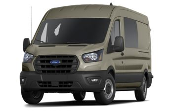 2020 Ford Transit-350 Crew - Diffused Silver Metallic