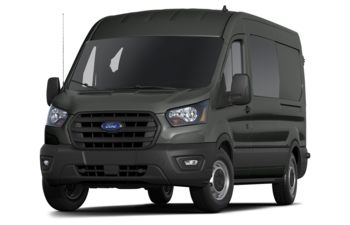 2020 Ford Transit-250 Crew - Magnetic Metallic